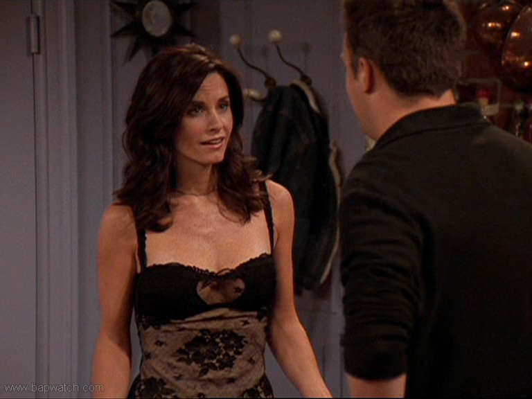 Images Of Jennifer Aniston And Courteney Cox From Friends