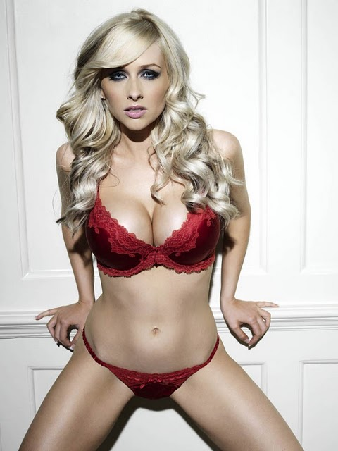 Gemma Merna Red Underwear