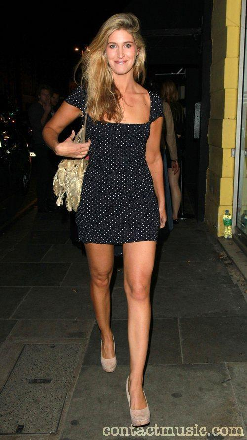 Francesca Hull Spotted Dress
