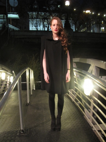 Rosie Fortescue Black Dress