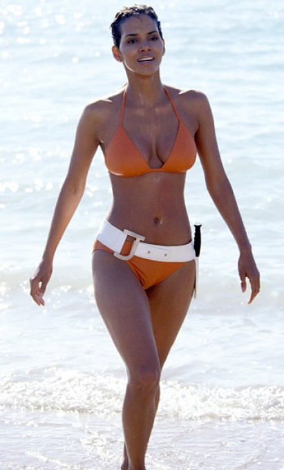 """Halle Berry as Jinx Johnson on """"Die Another Day"""""""