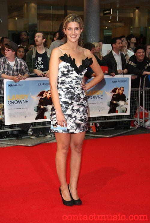 Francesca Hull Larry Crowne premiere