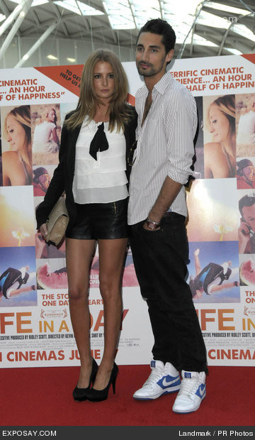 Millie Mackintosh Life in a Day UK Premiere