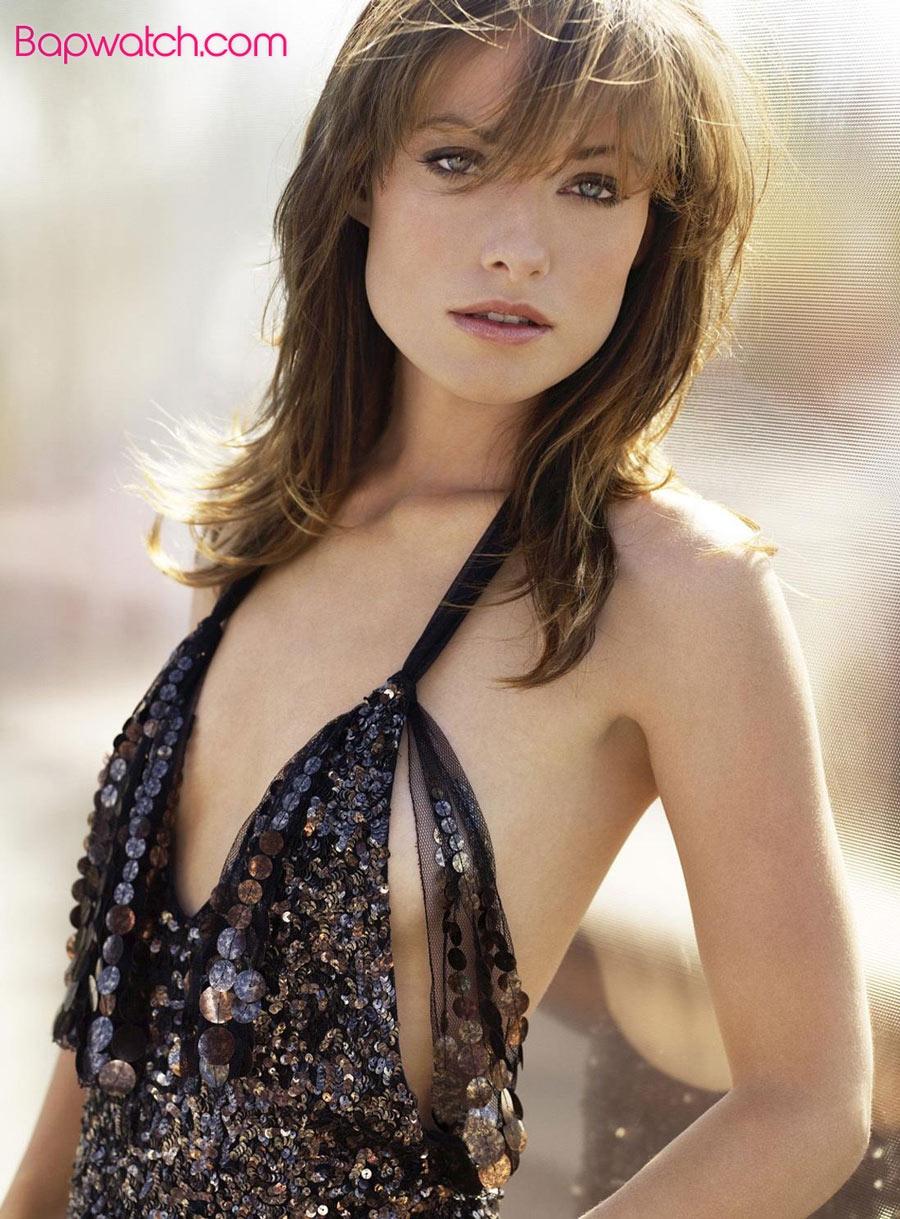 Olivia Wilde Sequin Dress