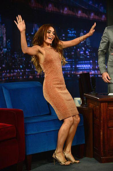 Vanessa Hudgens Sparkly Dress